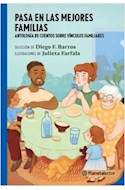 Papel PASA EN LAS MEJORES FAMILIAS [+8 AÑOS] (SERIE PLANETA AZUL)
