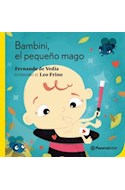 Papel BAMBINI EL PEQUEÑO MAGO (SERIE PLANETA AMARILLA) [+6 AÑOS]