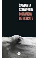 Papel DISTANCIA DE RESCATE (COLECCION LITERATURA RANDOM HOUSE)
