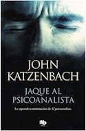 Papel JAQUE AL PSICOANALISTA [EL PSICOANALISTA 2] (BOLSILLO)