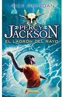 Papel PERCY JACKSON Y LOS DIOSES DEL OLIMPO 1 EL LADRON DEL RAYO (COLECCION SALAMANDRA NOVELA JUVENIL)