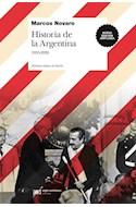 Papel HISTORIA DE LA ARGENTINA 1955-2020 (COLECCION BIBLIOTECA BASICA DE HISTORIA) [EDICION AMPLIADA]