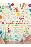 Papel LIBRO DE LOS PEQUEÑOS GRANDES ARTISTAS