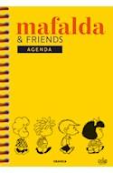 Papel AGENDA PERPETUA 2022 MAFALDA & FRIENDS [TAPA AMARILLA] (ANILLADO) (CARTONE)