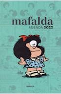 Papel AGENDA 2022 MAFALDA [TAPA AZUL] [DIA POR PAGINA] (ANILLADO) (CARTONE)