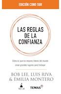 Papel REGLAS DE LA CONFIANZA