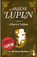 Papel ARSENE LUPIN VS HERLOCK HOLMES (BOLSILLO)