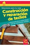 Papel CONSTRUCCION Y REPARACION DE TECHOS SOLUCIONES PARA TU CASA (CASA EXPRES) [DIVISION G]