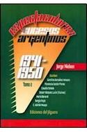 Papel ESPECTACULARES SUCESOS ARGENTINOS 1941-1950 TOMO 2 (RUSTICA)
