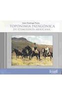 Papel TOPONIMIA PATAGONICA DE ETIMOLOGIA ARAUCANA