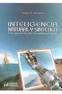 Papel INTELIGENCIA NATURAL Y SINTETICA UNA APROXIMACION