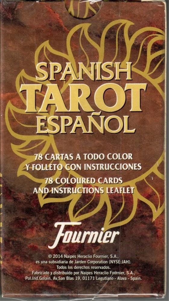 Papel Spanish Tarot Espanol