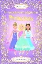 Papel Princesas - El Vestuario En Pegatinas -