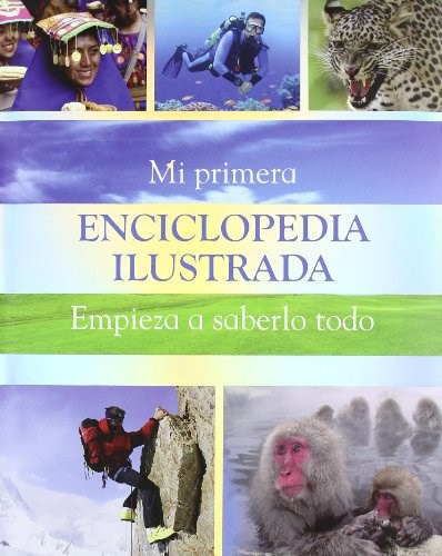 Papel Mi Primera Enciclopedia Ilustrada