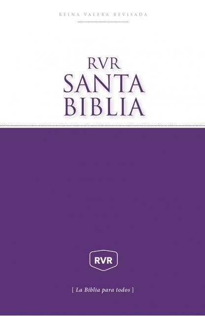 Papel Santa Biblia - Reina Valera Revisada
