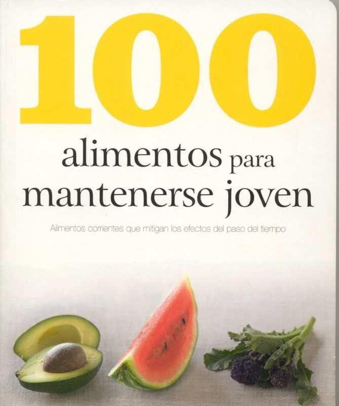 Papel 100 Alimentos Para Mantenerse Joven
