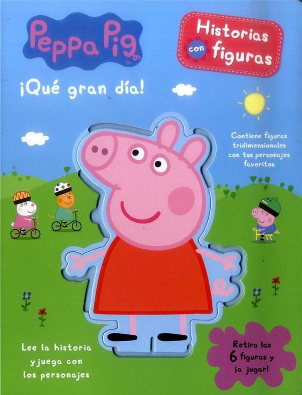 Papel Peppa Pig. Historias Con Figuras