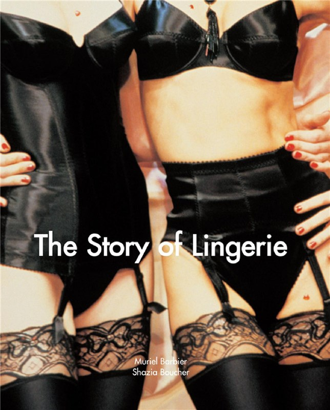 E-book The Story Of Lingerie