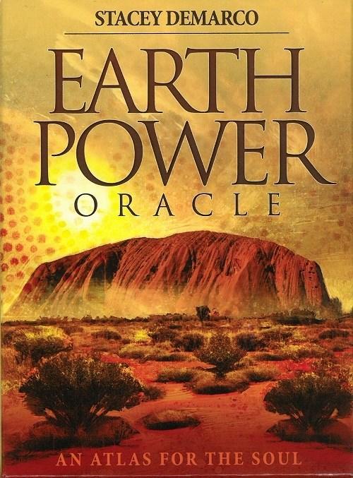 Papel Earth Power Oracle (Tarot, Libro + Cartas)