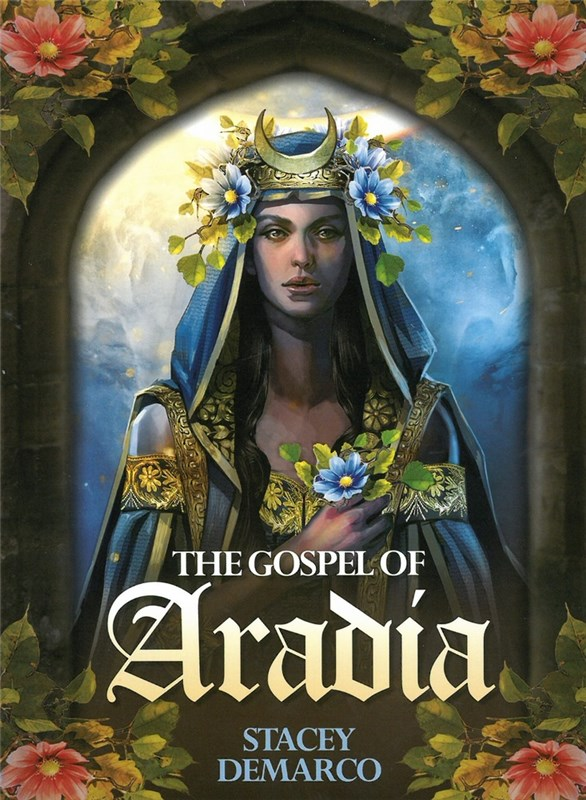 Papel Gospel Of Aradia, The (Tarot, Libro + Cartas)