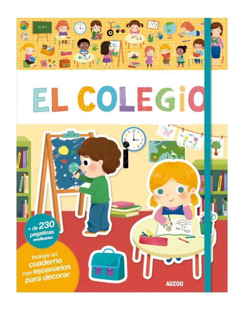 Papel Colegio, El Stickers