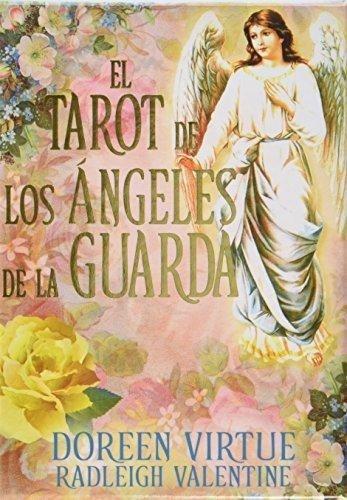 Papel Tarot De Los Angeles De La Guarda , El  Libro + Cartas