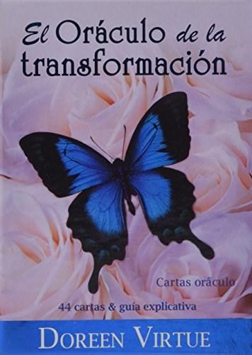Papel Oraculo De La Transfomacion Libro + Cartas