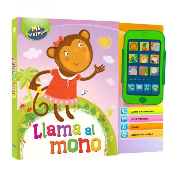 Papel Llama Al Mono