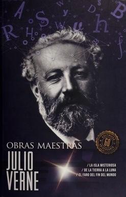 Papel Obras Maestras Julio Verne