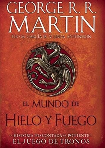 Papel Mundo De Hielo Y Fuego, El (Enciclopedia