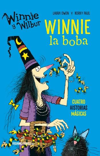 Papel Winnie La Boba. Cuatro Historias Magicas