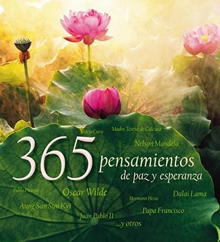 Papel 365 Pensamientos De Paz Y Esperanza