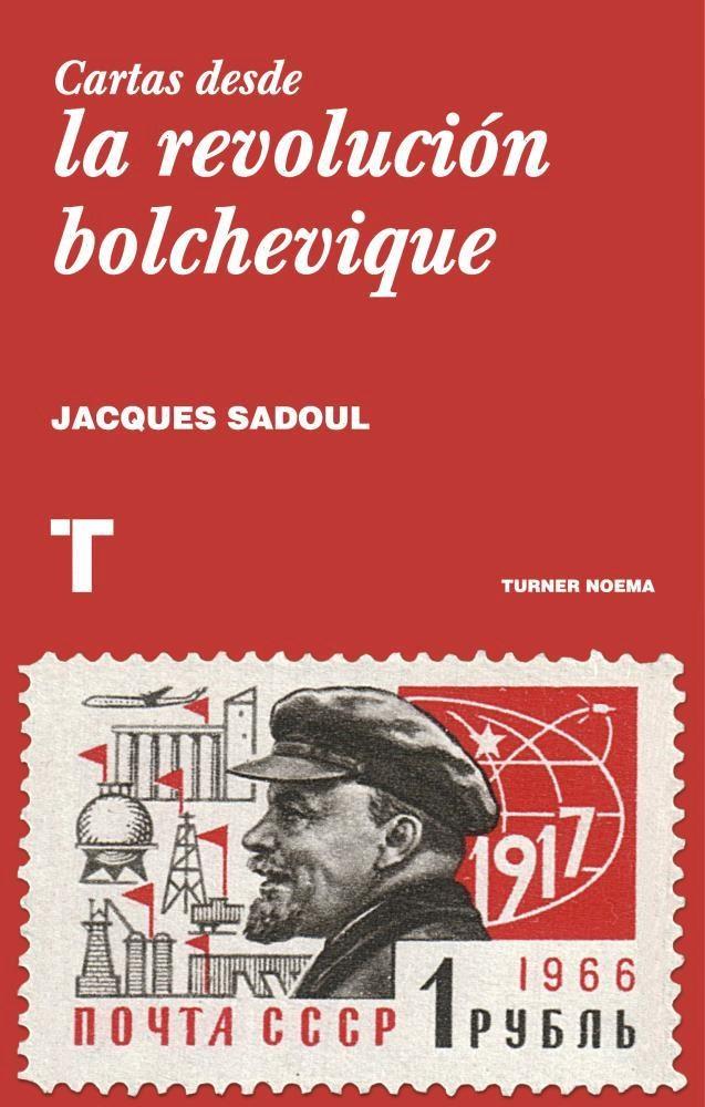 Papel Cartas Desde La Revolucion Bolchevique
