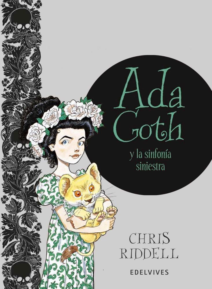 Papel Ada Goth Y La Sinfonia Siniestra