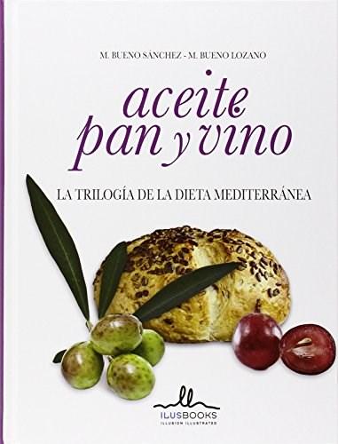 Papel Aceite Pan Y Vino