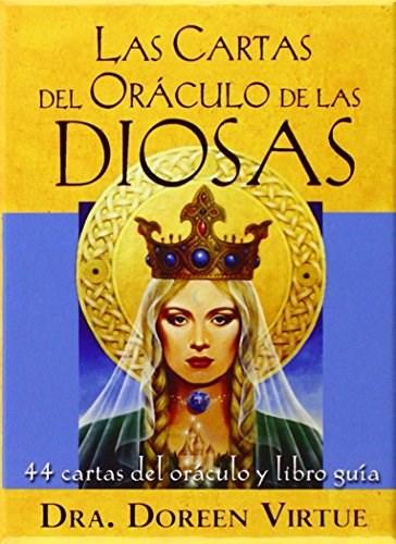 Papel Cartas Del Oraculo De Las Diosas Las