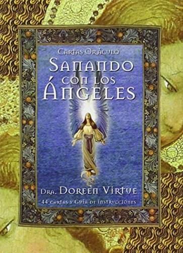 Papel Sanando Con Los Angeles (Libro + Cartas)