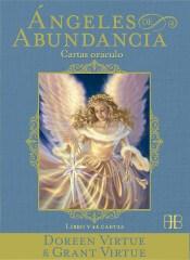 Papel Angeles De Abundancia ( Libro + Cartas )