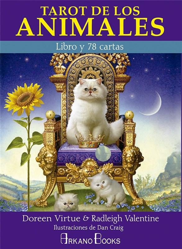 Papel Tarot De Los Animales