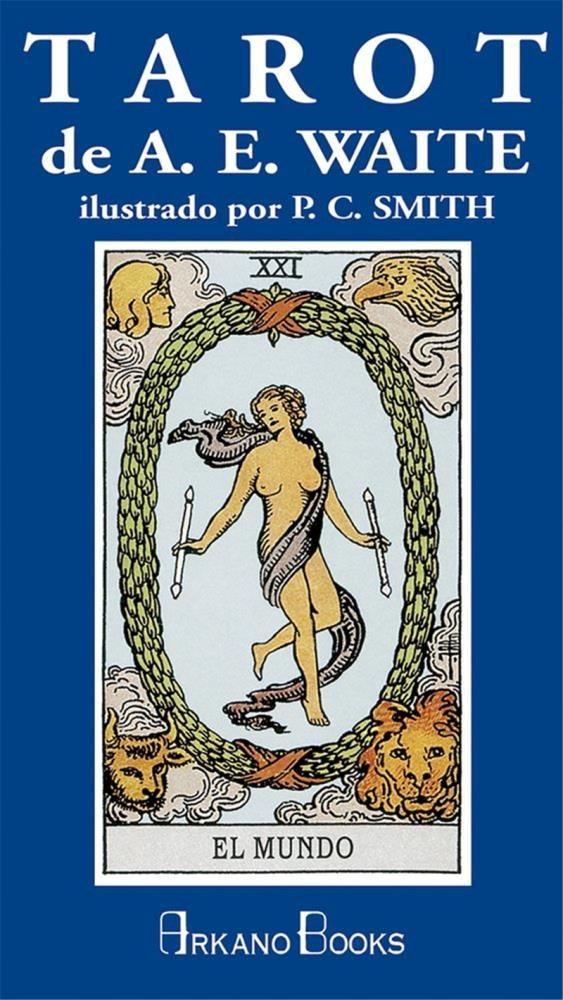 Papel Tarot De A.E. Waite (Libro + Cartas)
