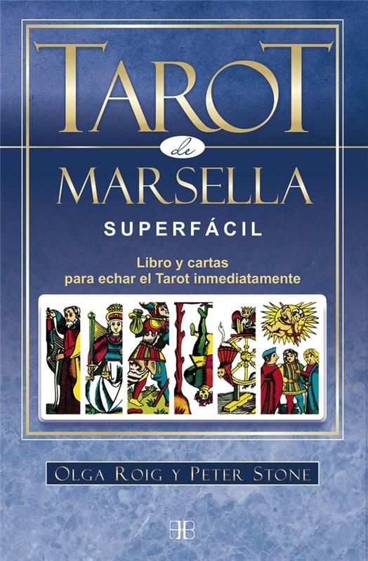 Papel Pack - Marsella Superfacil (Libro + Cartas)- Nueva Edicion -  Tarot
