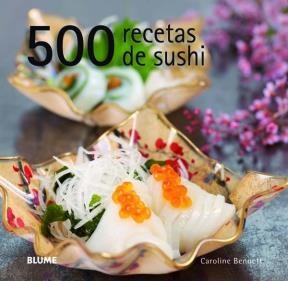 Papel 500 Recetas De Sushi