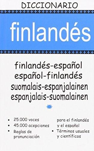 Papel Diccionario De Finlandes