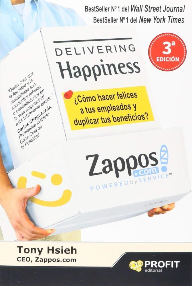 Papel Delivering Happiness