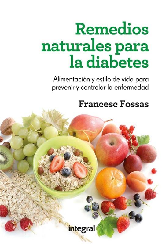 E-book Remedios Naturales Para La Diabetes
