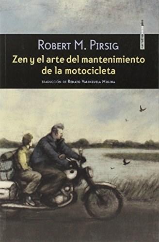 Papel ** Zen Y El Arte Del Mantenimiento De La Motocicleta
