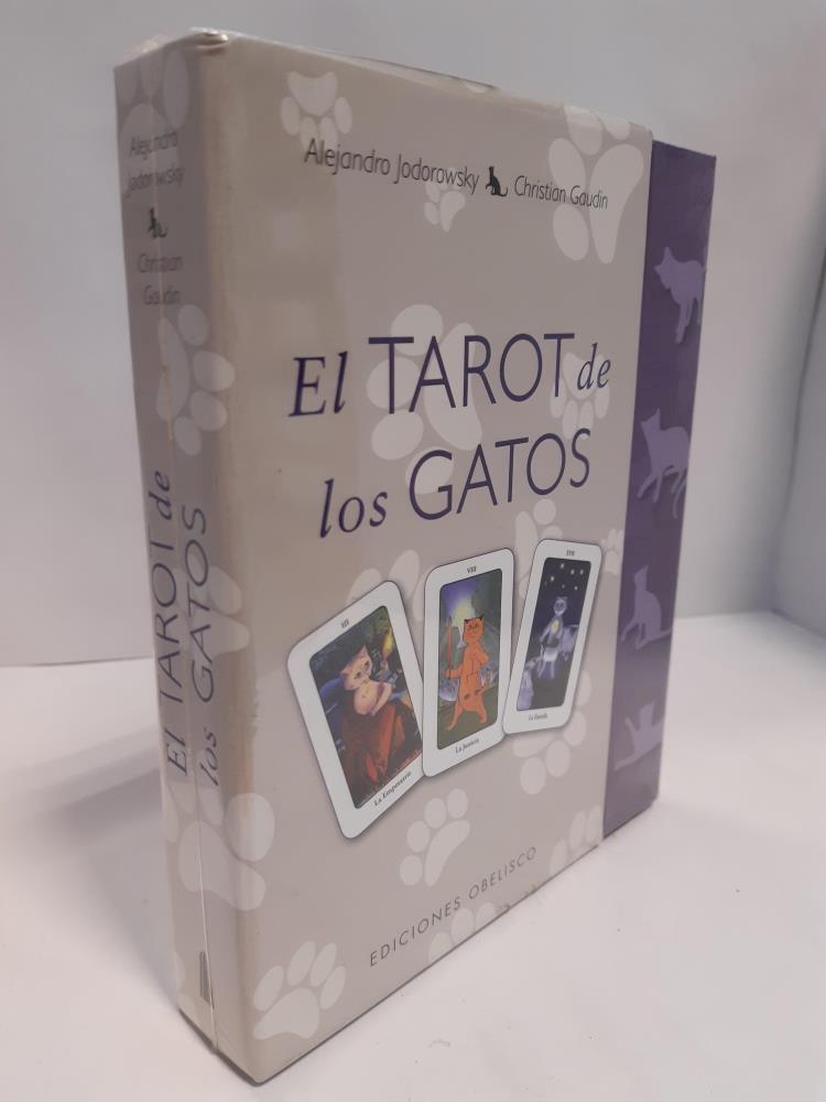 Papel Tarot De Los Gatos, El