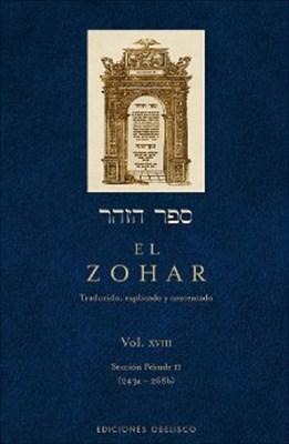 Papel Zohar, El (Vol Xviii)