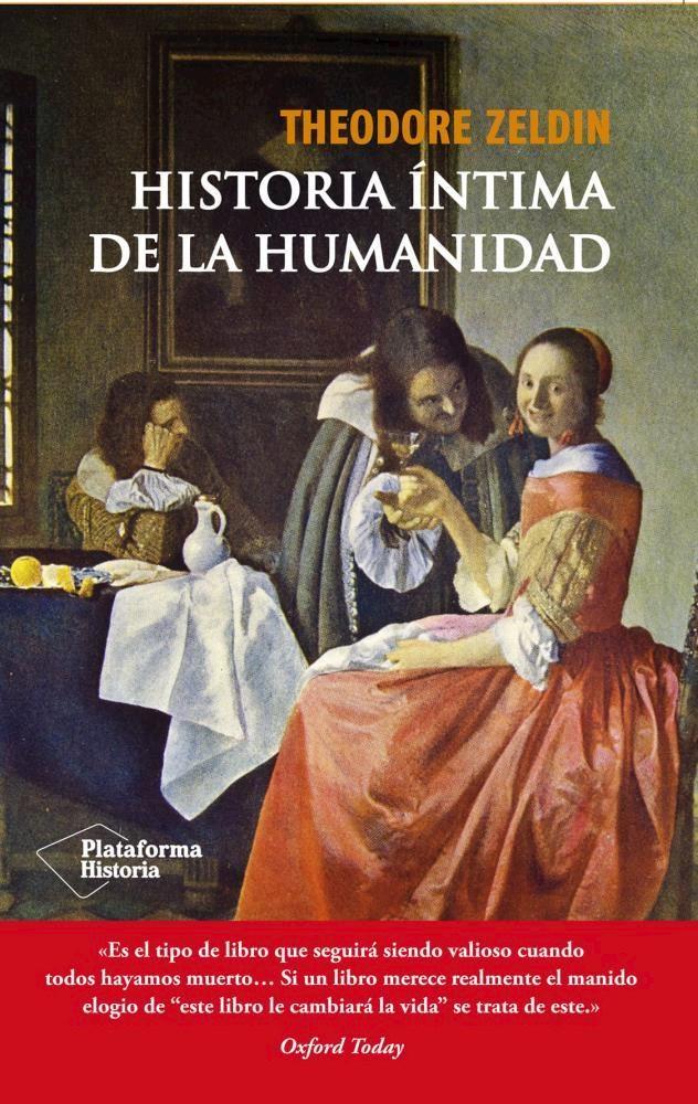 Papel Historia Intima De La Humanidad
