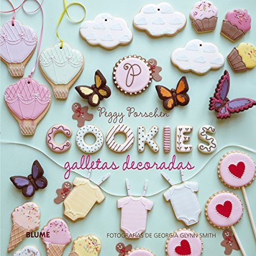 Papel Galletas Decoradas. Cookies